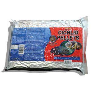 AquaFX Cichlid Pellets  Large Pellet 1kg  (bulk)