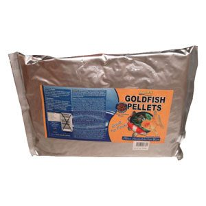 AquaFX Goldfish & Koi Pellets  Small Pellet 1kg  (bulk)