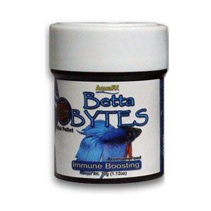 AquaFX Betta Bytes 30g