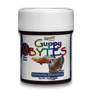 AquaFX Guppy Bytes 25g