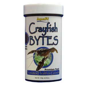 AquaFX Crayfish Byte Sticks 120g