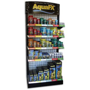 AquaFX Display Centre 165pcs