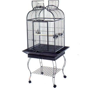 Parrot Cage, Triarch Open Top 80 X 55 X 172cm