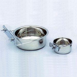 """S/steel Coop cup Using Wingnuts 0.15l. 3"""""""