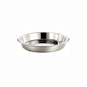 S/steel Puppy Dish 0.28 L. 15cm