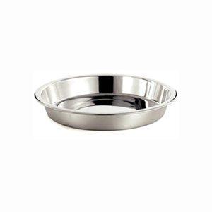 S/steel Puppy Dish 0.7 L. 20cm