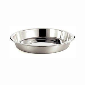 S/steel Puppy Dish 1.47 L. 25cm