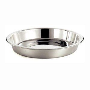S/steel Puppy Dish 2.13 L. 30cm