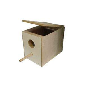 Finch Breeding Box