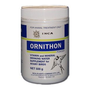 Ornithon 500g (mineral & Vitamin Supplement)