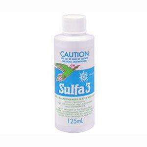 Sulfa 3 125ml