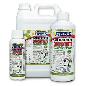 Fido's Fre Itch Rinse Concentrate 500ml