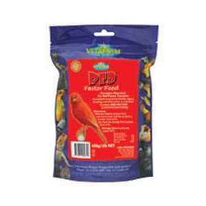 Canary Red Factor Food 450g