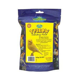 Canary Yellow Food 450g