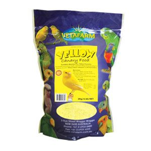 Canary Yellow Food 2kg