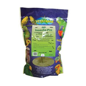 Insecta pro  Live Food Replacement For Insectivores 2kg