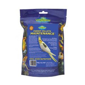 Parrot Pellets Maintenance Diet 350g