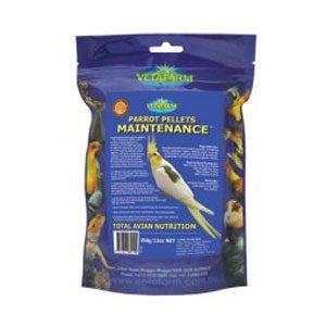 Parrot Pellets Maintenance Diet 350g