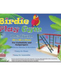 Birdie  Play Gym Centre Medium