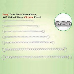 Choke Chain 3mm X 55cm