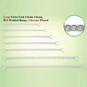 Choke Chain 3mm X 60cm