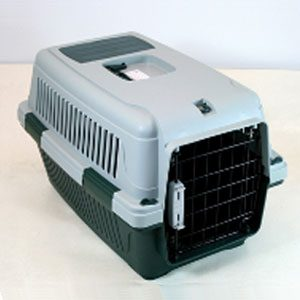 Pet Carrier Small 50 X 32.5 X 30cm Grey