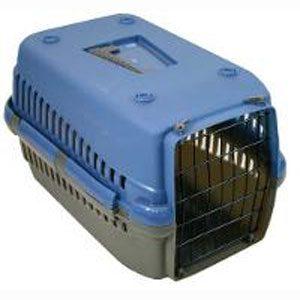 Pet Carrier Small 49 X 33 X 30cm Blue
