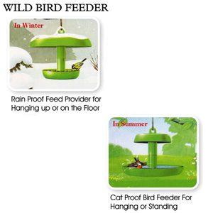 Wild Bird Feeder 2 I 1