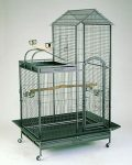 Parrot Cage L Shape With play Pen 93 X 69 X 160cm