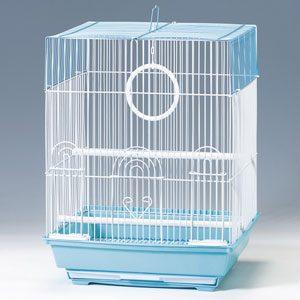 Bird Cage,  Square Type  34.5 X 28 X 41cmh