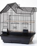 Bird Cage, Villa Type  46.5 X 36 X 55cmh
