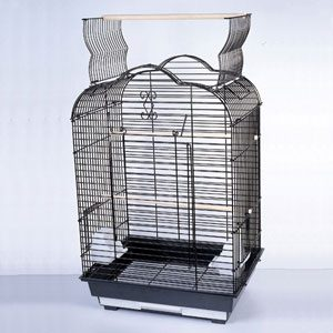 Bird Cage, Villa Type  46.5 X 36 X 70cmh