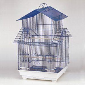 Bird Cage, Villa Type  46.5 X 46.5 X 76cmh