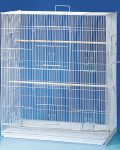 "Exercise Cage, Double Storey 30""x18""x36""h"
