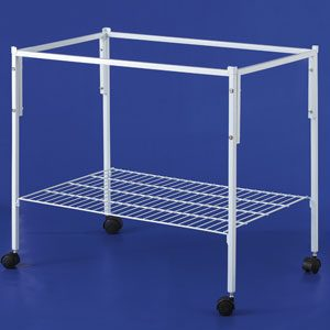 "Cage Stand For 30"" Exercise Cage"