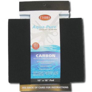 Cut Your Own Carbon Filter Pad