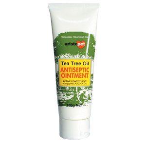 Tea Tree Antiseptic Ointment 100g