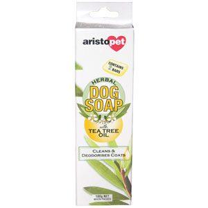 Tea Tree Dog Soap 2 x 90g