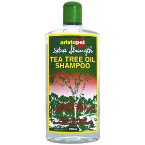 Tea Tree Extra Strength Shampoo 250ml