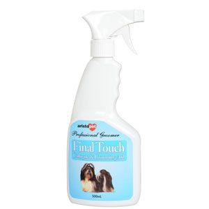 Final  Touch Groom Aid 125ml