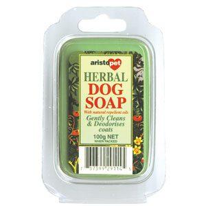 Herbal Dog Soap 90g