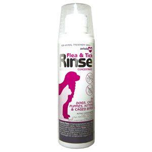 Tea Tree Flea & Tick Rinse Concentrate 500ml