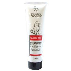 Woolly Coat Shampoo Tube 100ml