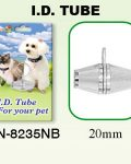 Pet Identity Tube Barrel Type