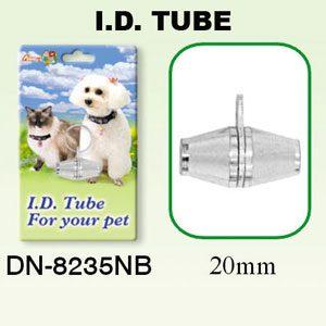 Pet Identity Tube Barrel Type