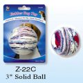 """Rubber Solid Ball 3"""""""