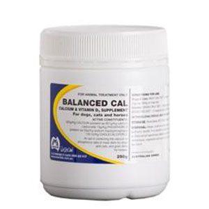 Balanced Cal Powder 250g