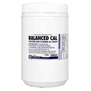 Balanced Cal Tablets 1000's