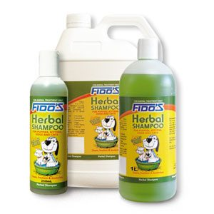 Fido's Herbal Shampoo 1L