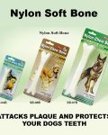 Soft Nylon Bone 4.5''